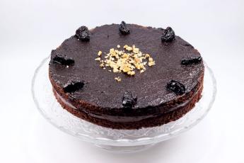 Szilvás csokitorta (12 szelet)