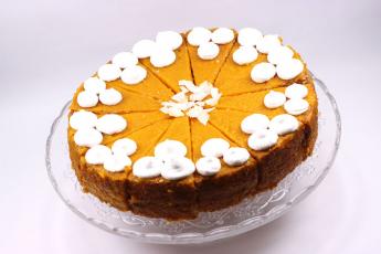 Mangós-citromos torta (12 szelet)
