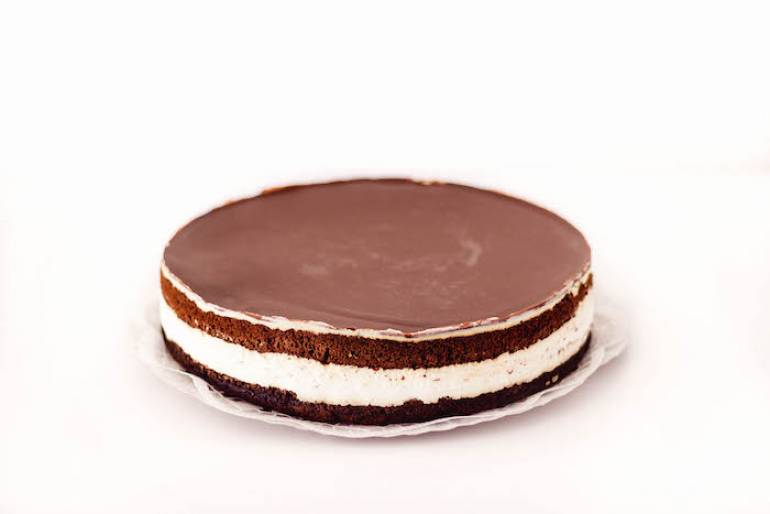 Totu rudi torta 12 szelet